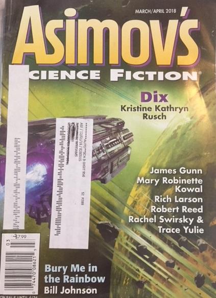 Asimov's GUnn