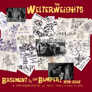 Welterweights Basement cover art